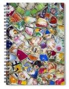 Broken China Spiral Notebook