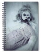 Broken Doll Spiral Notebook