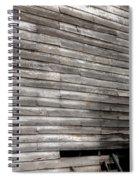 Broken Door By Diana Sainz Spiral Notebook