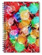 Broken Dreams 1 Spiral Notebook