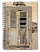 Broken Dreams Spiral Notebook