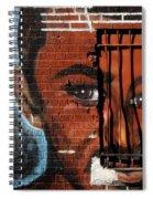 Bronx Graffiti - 2 Spiral Notebook