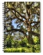 Brookgreen Gardens Spiral Notebook