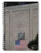 Brooklyn Battery Tunnel Spiral Notebook