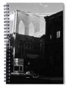 Brooklyn Bridge 1970 Spiral Notebook