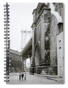 Brooklyn Children Spiral Notebook