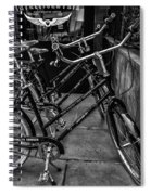 Brooklyn Cruiser Spiral Notebook