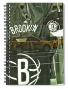 Brooklyn Nets Spiral Notebook
