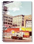 Brooklyn - New York City - Williamsburg Spiral Notebook