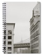 The Beauty Of New York Spiral Notebook