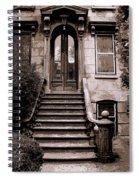 Brooklyn Stoop Spiral Notebook