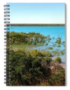 Broome Mangroves Spiral Notebook