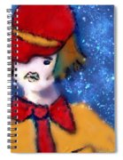 Brother Bob Spiral Notebook