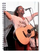 Brother Joscephus And The Love Revival Revolution Orchestra Spiral Notebook