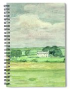 Broughton Spiral Notebook