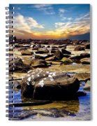 Broulee 2 Spiral Notebook