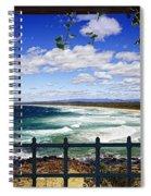 Broulee Beach Spiral Notebook