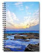 Broulee Spiral Notebook