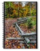 Brown County Park Spiral Notebook