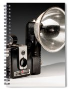 Brownie Hawkeye Spiral Notebook