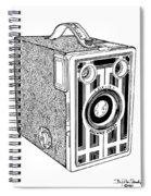 Brownie Junior Spiral Notebook