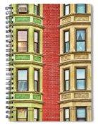 Brownstone Beauty Spiral Notebook