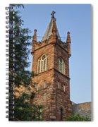 Brownstone Church Spiral Notebook