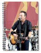 Bruce Springsteen 12 Spiral Notebook