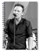 Bruce Springsteen 13 Spiral Notebook
