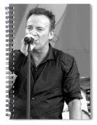 Bruce Springsteen 14 Spiral Notebook