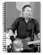 Bruce Springsteen 3 Spiral Notebook