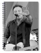 Bruce Springsteen 5 Spiral Notebook