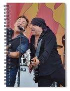 Bruce Springsteen 9 Spiral Notebook