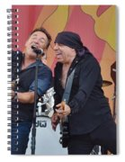 Bruce Springsteen 9 Spiral Notebook