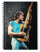 Bruce Springsteen Spiral Notebook