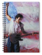 Bruce Springsteen The Boss Spiral Notebook