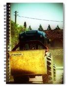 Brunello Taxi Spiral Notebook