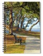 Brunswick Town Spiral Notebook
