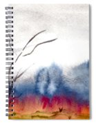 Brush Spiral Notebook