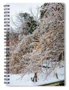 Brutal Beauty Spiral Notebook