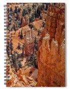 Bryce Canyon 02 Spiral Notebook
