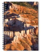 Bryce Canyon From The Air Spiral Notebook