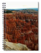 Bryce Canyon In The Afternoon Spiral Notebook