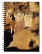 Bryce Canyon National Park Hoodo Monolith Sunrise From Sunrise P Spiral Notebook