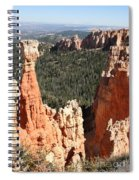 Bryce Canyon - Thors Hammer Spiral Notebook