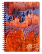 Bryce Canyon Utah Spiral Notebook