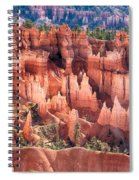Bryce Canyon Utah Views 508 Spiral Notebook