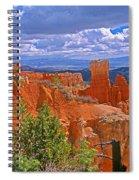 Bryce Canyon's Agua Canyon Spiral Notebook