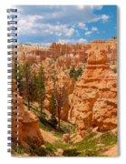 Bryce Hills 6 Spiral Notebook