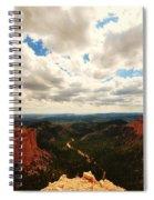 Bryce Horizon Spiral Notebook